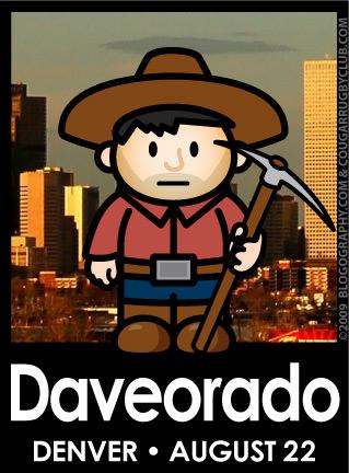 DAVETOON: Daveorado August 22nd