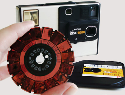 Kodak Disc