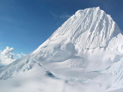 Alpamayo Mountain
