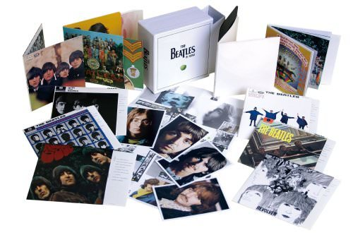 The Beatles Mono Gift Box Set