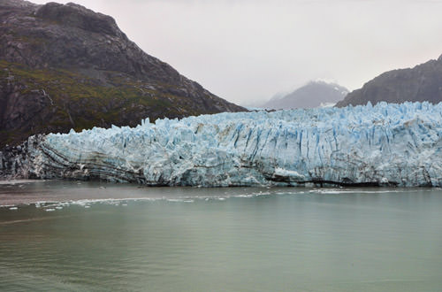 The Margerie Glacier