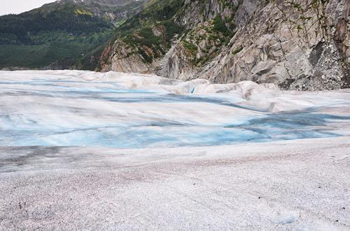 Mendenhall Glacier Flats