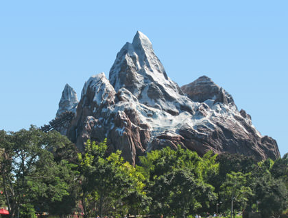 Disney's Everest Forbidden Mountain