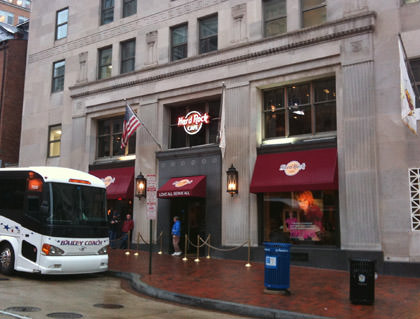 The Hard Rock WA DC