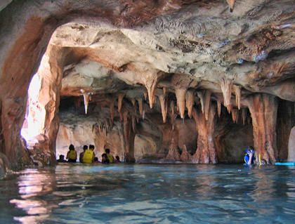 Snorkel Cave