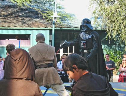 Mace Windu vs. Vader??