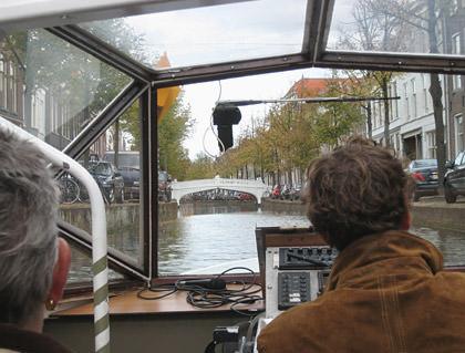 Delft Cruise Ship