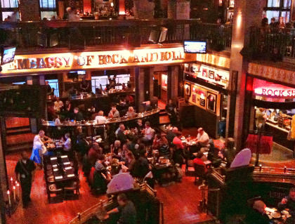 Hard Rock Cafe Washington, D.C.