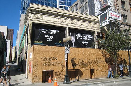 Hard Rock Cafe Seattle