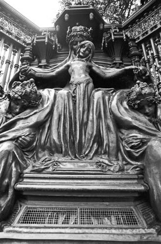 Elegant Statue