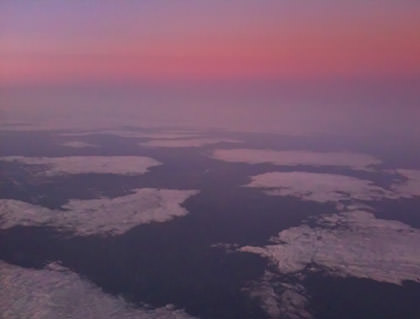 Pink Sunset!