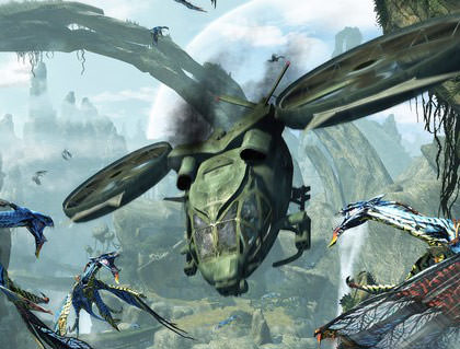 Dual-Fan Copters from Avatar