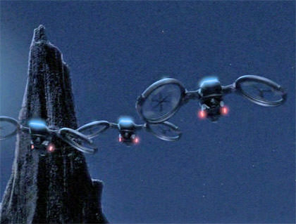 Dual-Fan Copters from The Incredibles