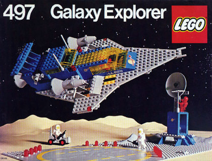 Lego Space!