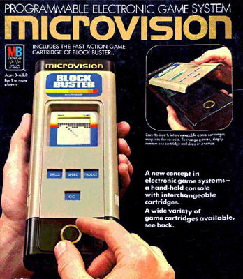 Microvision Game Box