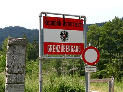 Austria Entry