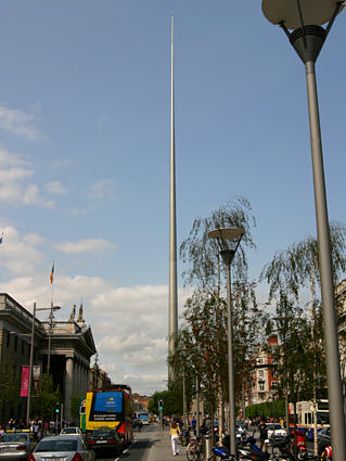 The big pole