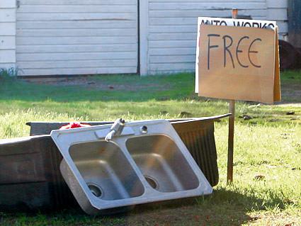 Free Sink