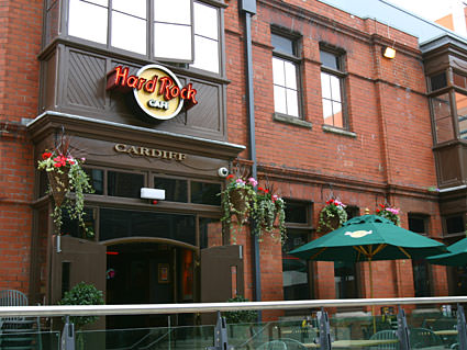 Hard Rock Cafe Cardiff