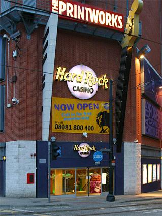HR Manchester Casino
