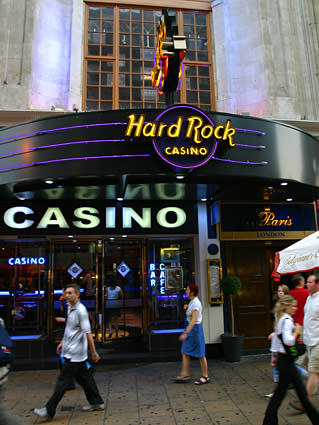 HR Casino London