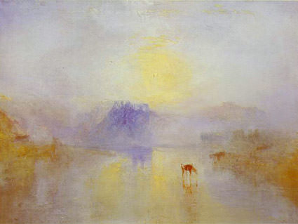 Turner Norham Castle