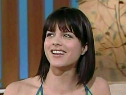 Selma Blair on Ellen