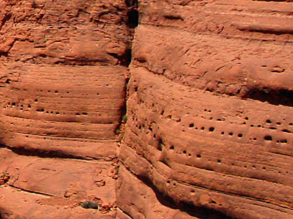 Red rocks of Arizona.