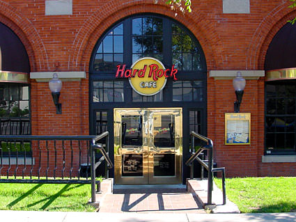 Hard Rock Salt Lake