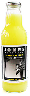 Jones Soda Bananaberry!