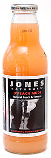 Jones D'Peach Mode!