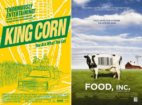 King Corn and Food, Inc. Posters