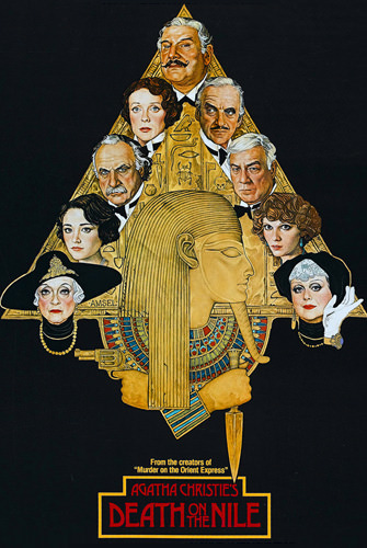 Death on the Nile Poster
