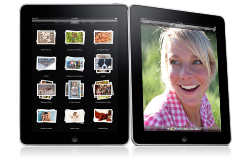 iPad as a Photo Album