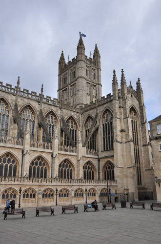 Bath Cathedral Photo