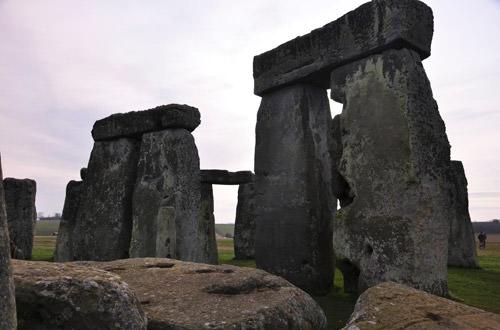 Stonehenge Automatic Photo