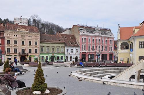 Braşov Square