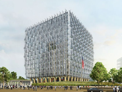 New US Embassy Design Rendering