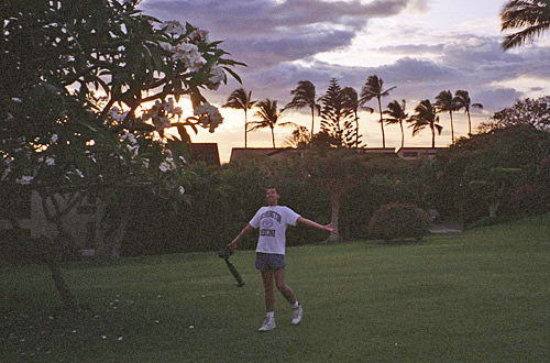Dave in Hawaii