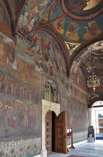 Metropolitan Church Entrance