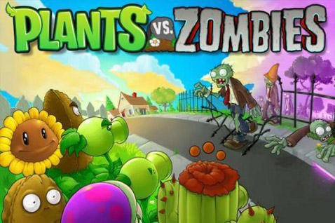 Plants Vs. Zombies Splash Screen
