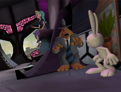 Sam and Max Game
