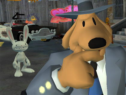Sam and Max Investigate