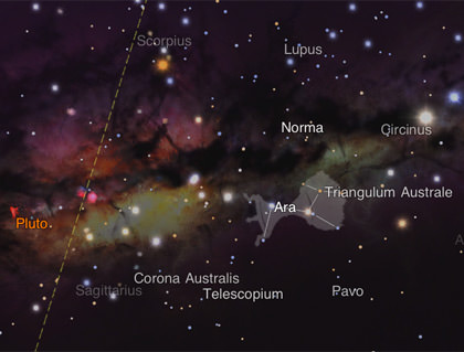 Starwalk Map