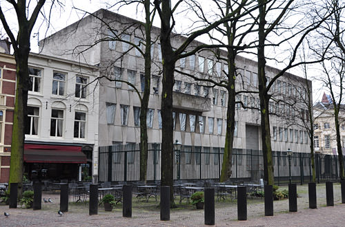 U.S. Embassy The Hague, The Netherlands