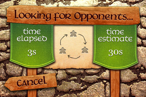 Carcassonne Game Finder