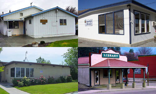 Rural Washington Libraries