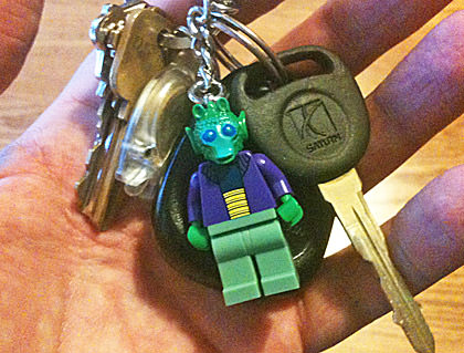 Greedo Keychain!