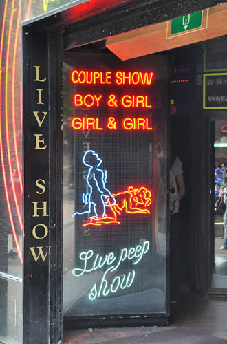 Red Light Sex Show