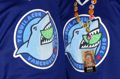 TequilaCon Jerseys